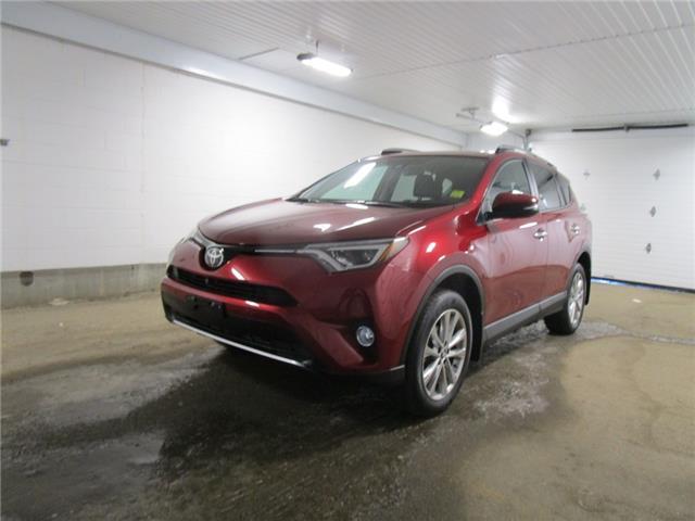 2018 Toyota RAV4 Limited (Stk: 1912691) in Regina - Image 1 of 39