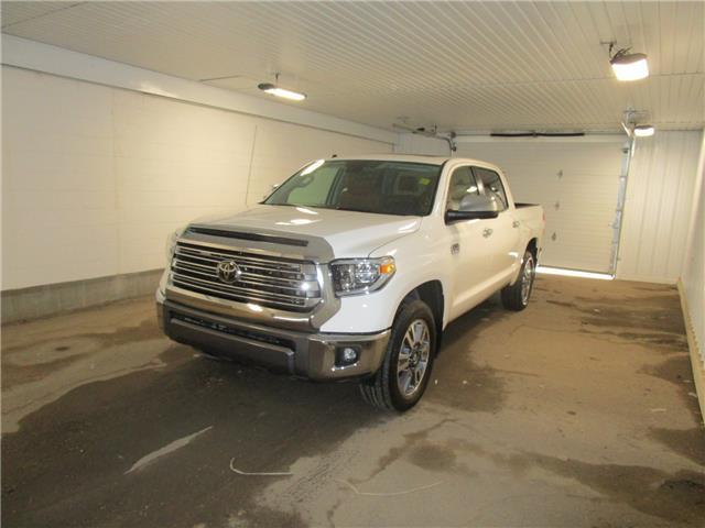 2019 Toyota Tundra Platinum 5.7L V8 (Stk: 2031331) in Regina - Image 1 of 35