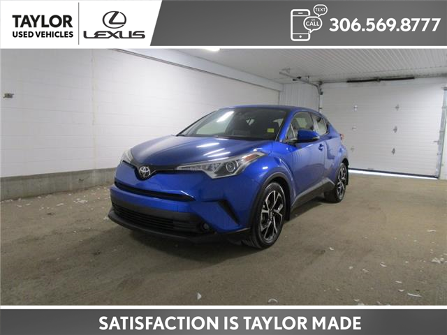 2019 Toyota C-HR Base (Stk: 126912) in Regina - Image 1 of 32
