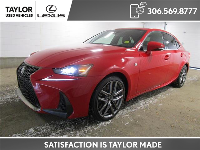 2017 Lexus IS 300 Base (Stk: 126936) in Regina - Image 1 of 25