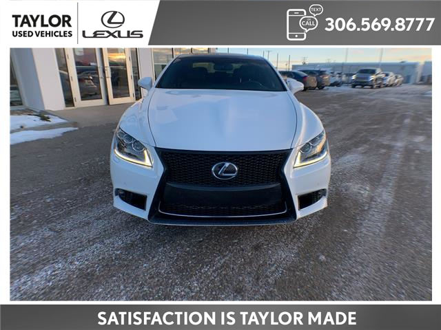 2017 Lexus LS 460 Base (Stk: F171674) in Regina - Image 1 of 38