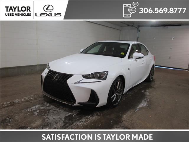 2019 Lexus IS 350 Base (Stk: 126944) in Regina - Image 1 of 34
