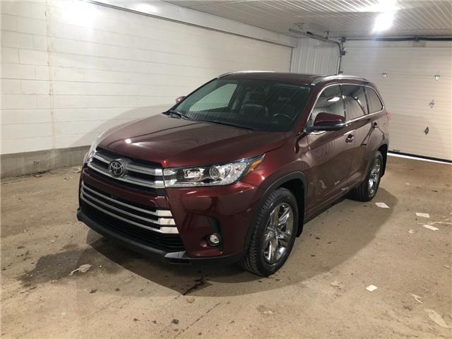 2019 Toyota Highlander Limited (Stk: 2135151) in Regina - Image 1 of 39