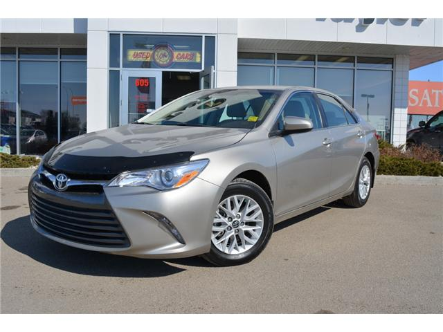 2016 Toyota Camry LE (Stk: 126740) in Regina - Image 1 of 30