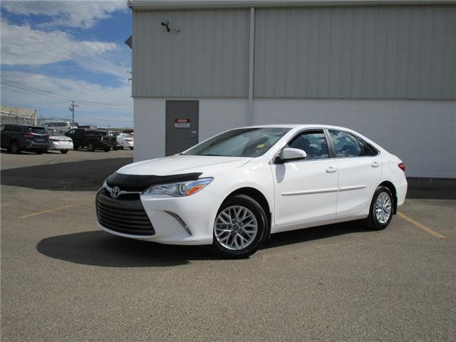 2017 Toyota Camry LE (Stk: 126752) in Regina - Image 1 of 38