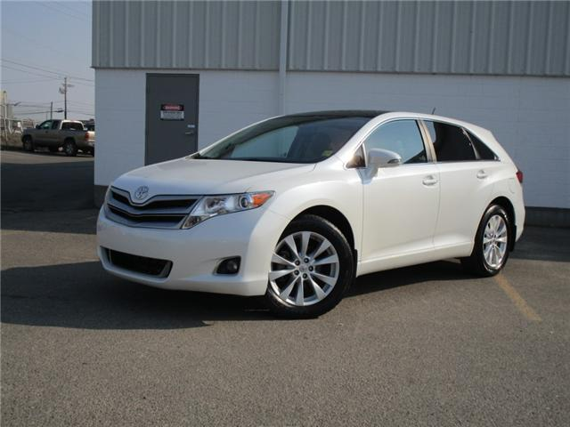 2014 Toyota Venza Base (Stk: F170266) in Regina - Image 1 of 33