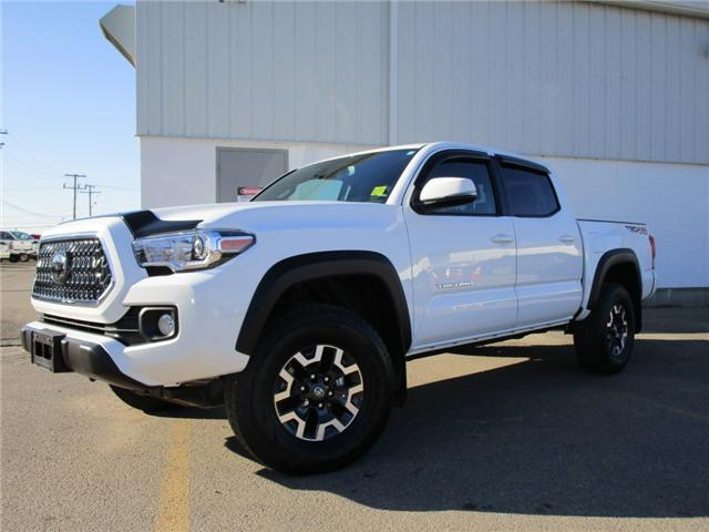2018 Toyota Tacoma TRD Off Road (Stk: F170288) in Regina - Image 1 of 31