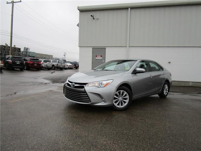 2017 Toyota Camry LE (Stk: 126780) in Regina - Image 1 of 30