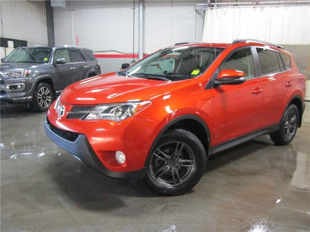 2015 Toyota RAV4 XLE (Stk: 1270781 ) in Regina - Image 1 of 25