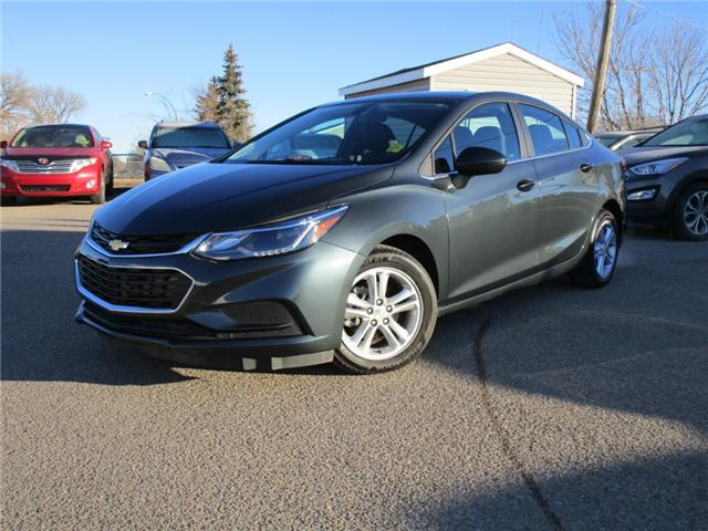 2017 Chevrolet Cruze LT Auto (Stk: 1930061 ) in Regina - Image 1 of 28