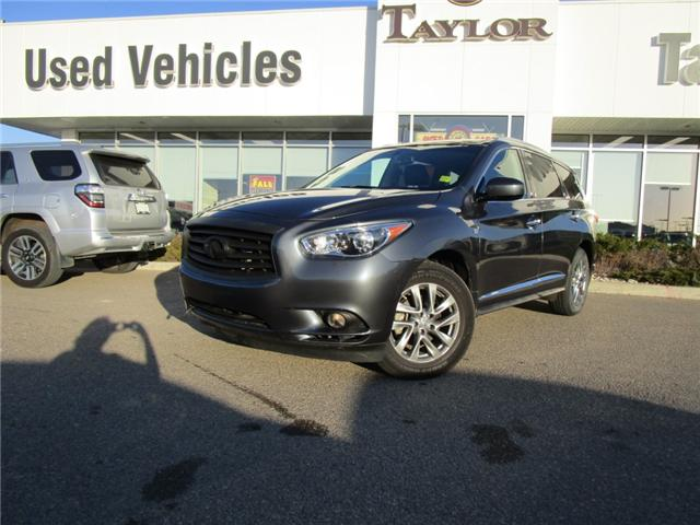 2014 Infiniti QX60 Base (Stk: 1836131 ) in Regina - Image 1 of 32