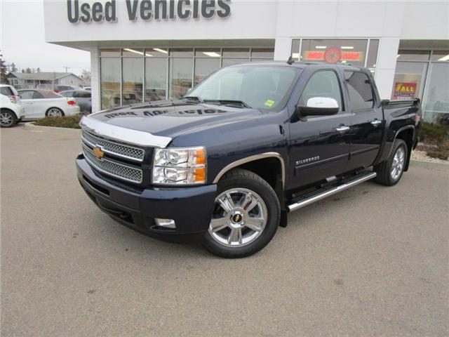 2012 Chevrolet Silverado 1500 LTZ (Stk: 1836532) in Regina - Image 1 of 31