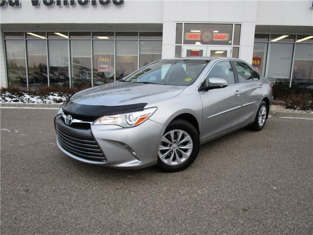 2017 Toyota Camry LE (Stk: 126786  ) in Regina - Image 1 of 35