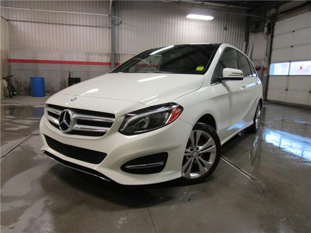 2016 Mercedes-Benz B-Class Sports Tourer (Stk: 1837701 ) in Regina - Image 1 of 27