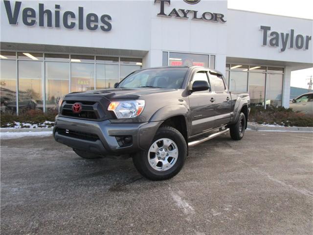 2015 Toyota Tacoma V6 (Stk: 1837631 ) in Regina - Image 1 of 32