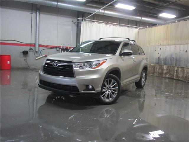 2015 Toyota Highlander XLE (Stk: 1837241) in Regina - Image 1 of 38