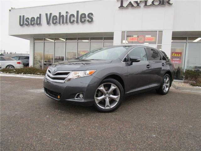 2014 Toyota Venza Base V6 (Stk: 1837771) in Regina - Image 1 of 38