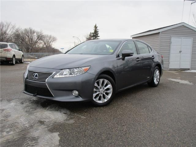 2013 Lexus ES 300h Base (Stk: 1980021) in Regina - Image 1 of 38