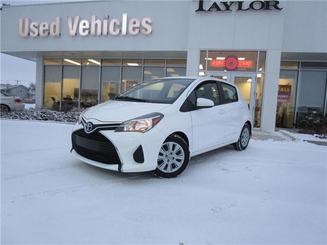 2016 Toyota Yaris LE (Stk: 1812531 ) in Regina - Image 1 of 24
