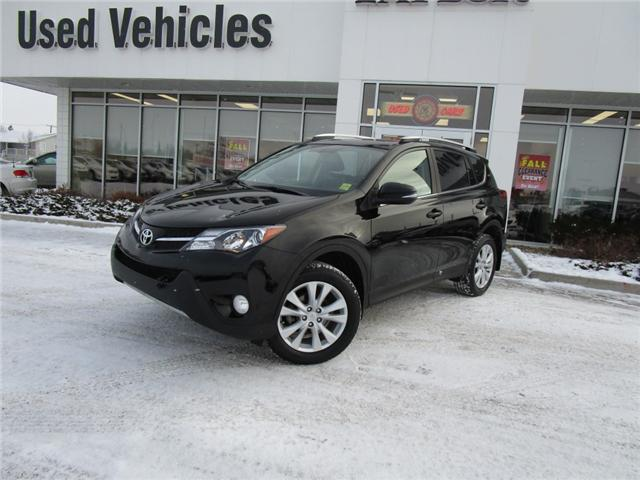 2015 Toyota RAV4 Limited (Stk: 1836491) in Regina - Image 1 of 33