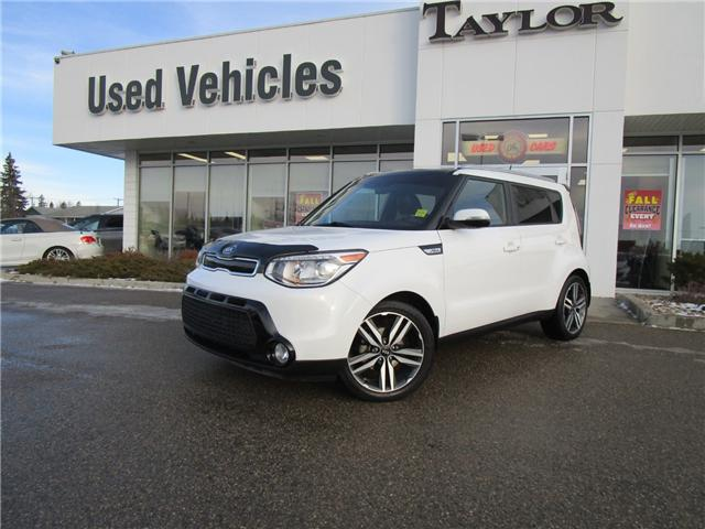 2014 Kia Soul SX (Stk: 1837352) in Regina - Image 1 of 32