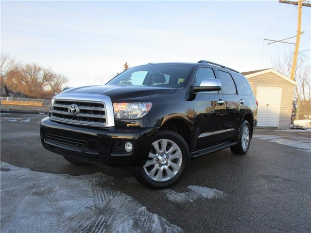 2015 Toyota Sequoia Platinum 5.7L V8 (Stk: 1890651) in Regina - Image 1 of 43