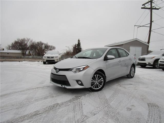 2015 Toyota Corolla LE ECO Technology (Stk: 1910251) in Regina - Image 1 of 33