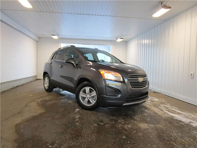 2016 Chevrolet Trax LT (Stk: 1270712 ) in Regina - Image 1 of 22