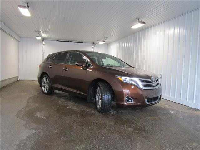 2015 Toyota Venza Base V6 (Stk: 1836442 ) in Regina - Image 1 of 33