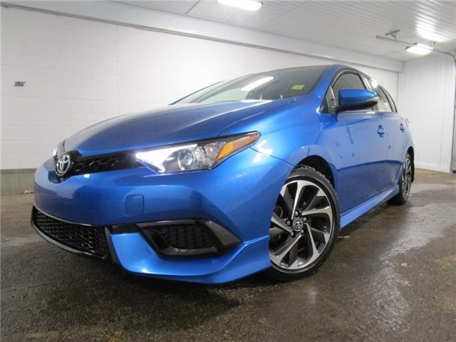 2017 Toyota Corolla iM Base (Stk: 1830931 ) in Regina - Image 1 of 28