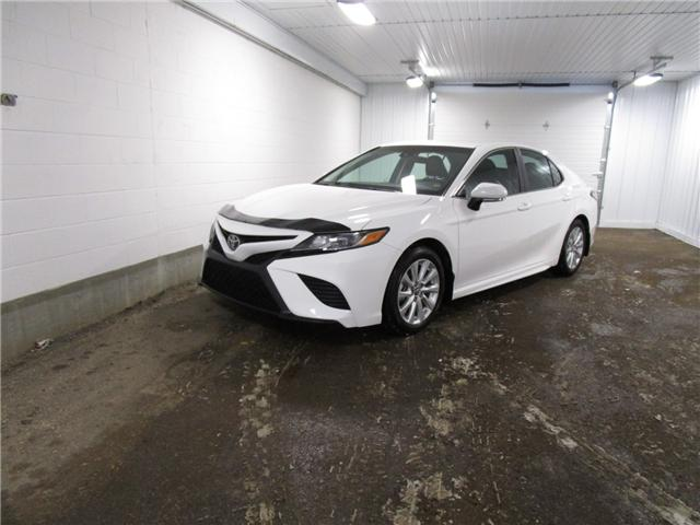 2018 Toyota Camry SE (Stk: 126799) in Regina - Image 1 of 28