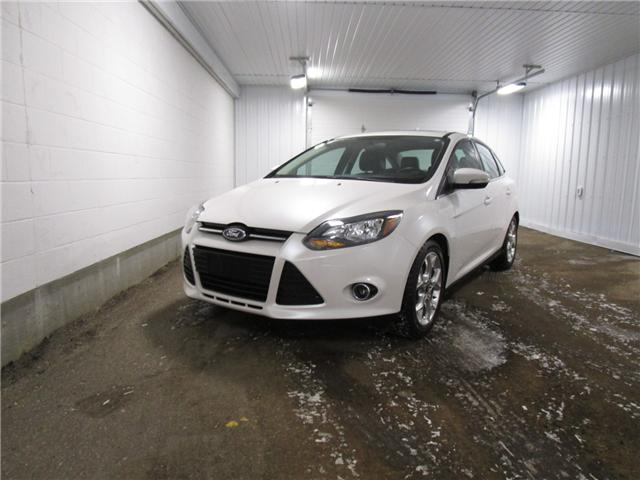 2014 Ford Focus Titanium (Stk: 1838011) in Regina - Image 1 of 24