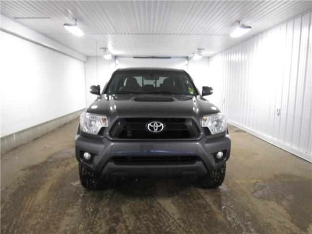 2015 Toyota Tacoma V6 (Stk: 127090  ) in Regina - Image 1 of 29