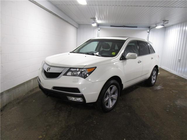 2013 Acura MDX Technology Package (Stk: 1270851 ) in Regina - Image 1 of 28