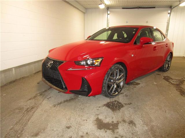 2017 Lexus IS 300 Base (Stk: 126803) in Regina - Image 1 of 32