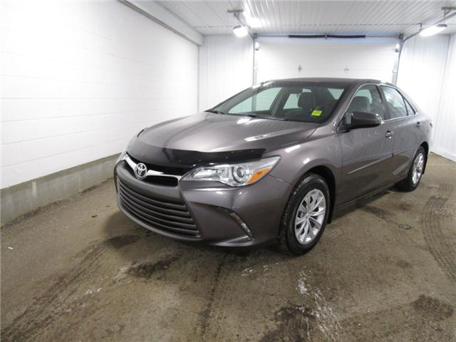 2017 Toyota Camry LE (Stk: 126808) in Regina - Image 1 of 30