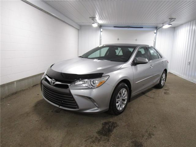 2017 Toyota Camry LE (Stk: 126810) in Regina - Image 1 of 29