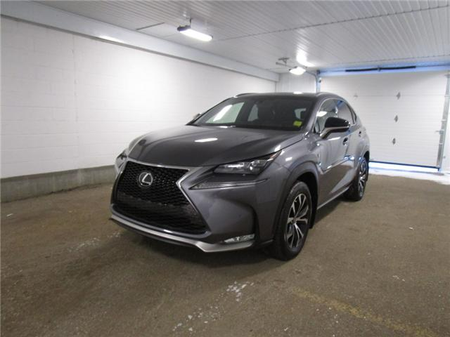 2015 Lexus NX 200t Base (Stk: 1990811 ) in Regina - Image 1 of 31
