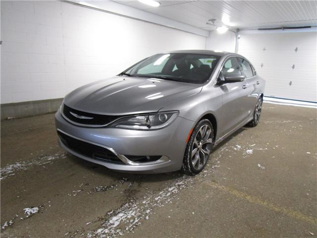 2016 Chrysler 200 C (Stk: 1931691 ) in Regina - Image 1 of 27