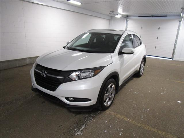 2016 Honda HR-V EX-L (Stk: 1930821) in Regina - Image 1 of 35