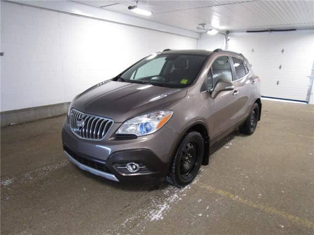 2014 Buick Encore Leather (Stk: 1931731) in Regina - Image 1 of 30