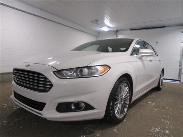 2013 Ford Fusion SE (Stk: 1931392) in Regina - Image 1 of 21