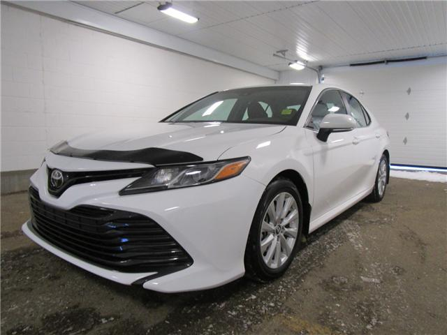 2018 Toyota Camry LE (Stk: 126814 ) in Regina - Image 1 of 25