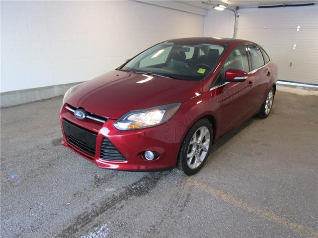 2013 Ford Focus Titanium (Stk: 1267871) in Regina - Image 1 of 34