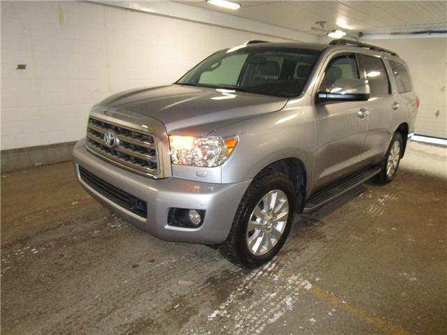 2015 Toyota Sequoia Platinum 5.7L V8 (Stk: 1932111 ) in Regina - Image 1 of 41