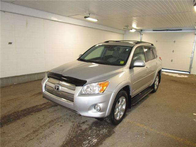 2011 Toyota RAV4 Limited (Stk: 1932121) in Regina - Image 1 of 36