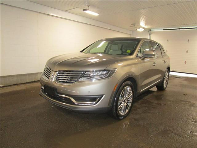 2017 Lincoln MKX Reserve (Stk: F170615 ) in Regina - Image 1 of 33