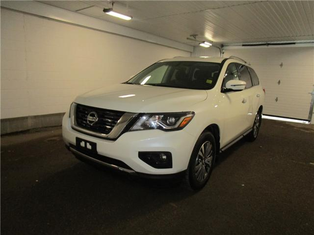 2019 Nissan Pathfinder SV Tech (Stk: F170632 ) in Regina - Image 1 of 30