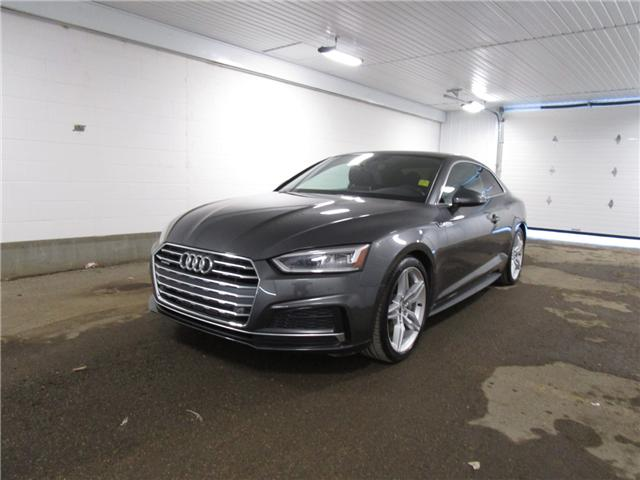 2018 Audi A5 2.0T Progressiv (Stk: F170618) in Regina - Image 1 of 27