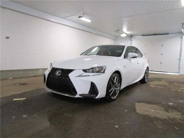 2018 Lexus IS 350 Base (Stk: 1931721) in Regina - Image 1 of 35